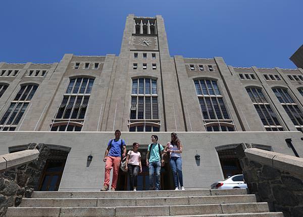 Campus Casa Central Valparaíso